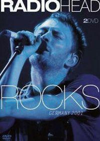 Cover Radiohead - Rocks Germany 2001 [DVD]